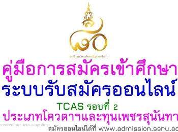 T-CAS第2轮配额2562